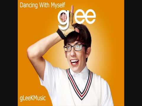 GLee Cast - Dancing With Myself (HQ)