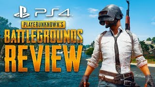 PUBG PS4 Review (Graphics, Controls, & Gameplay)