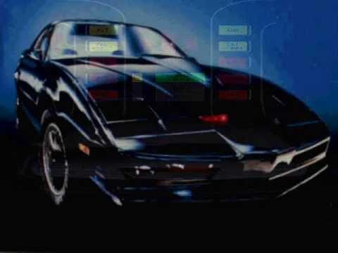 Knight Rider vs Techno remix 2012