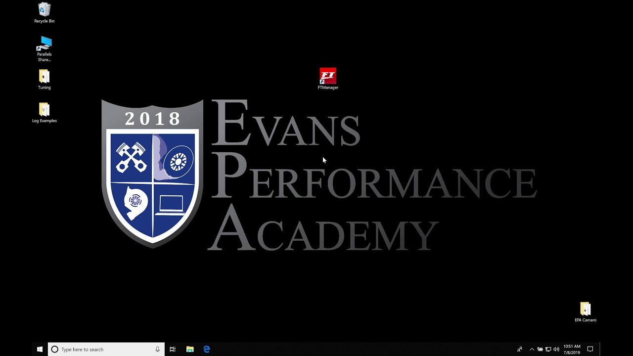 Fuel Tech Part 4: Basemap creation   Evans Performance Academy