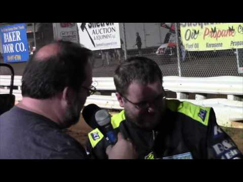 Williams Grove Speedway 358 Sprint Car Victory Lane 7-15-16