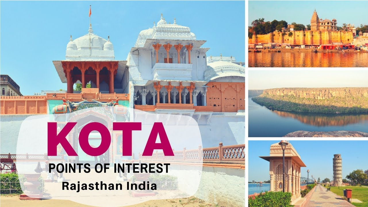Kota Points Of Interest In Rajasthan | Chambal Garden Kota India | Picnic  Spots Near Rajasthan