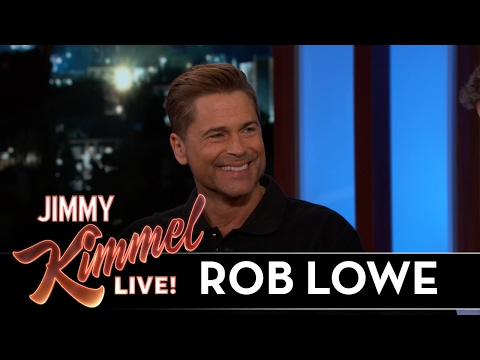 Rob Lowe's Requirements for a New Assistant