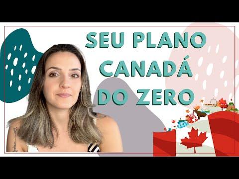 COMO DESENHAR SEU PLANO CANADÁ DO ZERO!