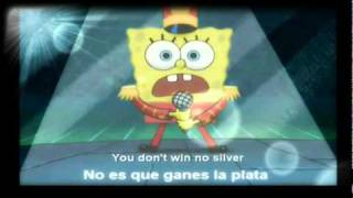 Repeat youtube video Sweet victory subtitulada ( Version original Bob esponja)