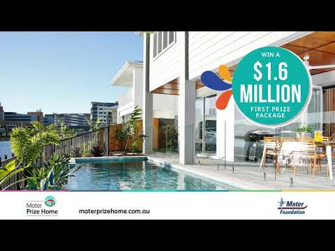 Win $1.6 Million Prize Home Package