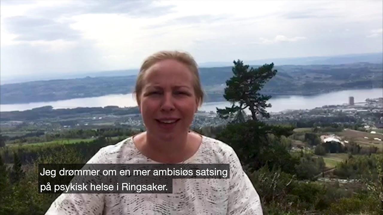 Kommunevalg 2019: Kristin Haugholt