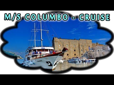 ISLAND HOPPING with M/S COLUMBO ★ South Dalmatia & Montenegro