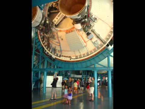 Kennedy Space Center Merritt Island Florida USA