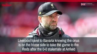 Key battles for Bayern Munich vs Liverpool