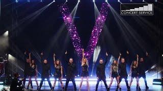 Вера Брежнева - сольный концерт в Киеве 06.10.16 Concert-Service (техническое обеспечение)