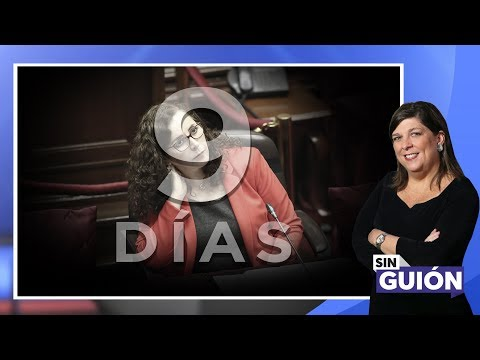 9 días  - Sin Guion con Rosa María Palacios