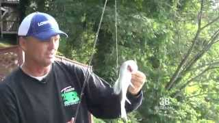 3B Outdoors TV - Boone Lake Topwater Bass Fishing With Pop R