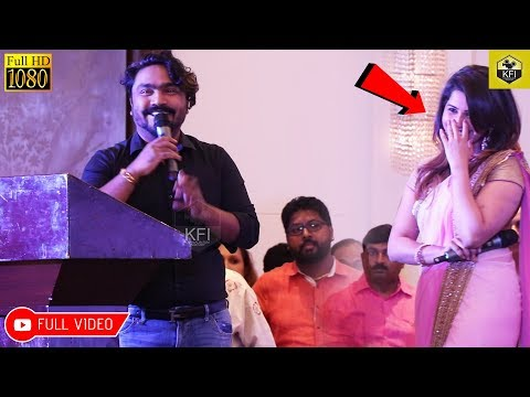 Arjun Janya Funny Speech At Tarak Audio Launch Function | Full HD Video | New Kannada Movie Tarak