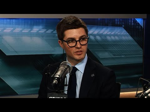 New Maple Leafs manager Kyle Dubas joins Prime Time Sports
