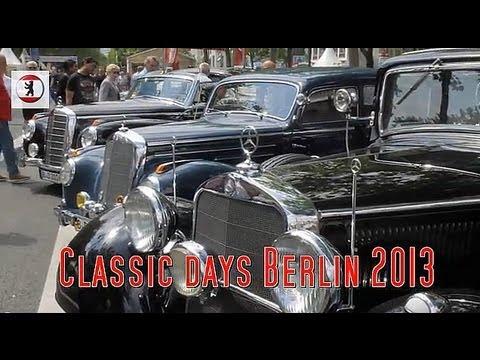 Classic Days in Berlin - Classic Car show in Berlin