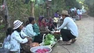 1 Tesapheap Srok Khmer -  Khet Battambang Phum Ksaich Phoy ( part 1 )