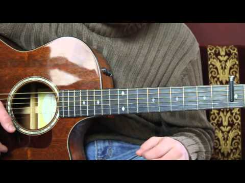 """How To Play """"Are you ready"""" By Ben Howard (guitar lesson / tutorial)"""