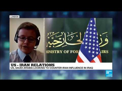 Kyle Orton discusses US-Iran Relations and Iraq on France 24
