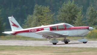 Video Piper PA-32-260 Cherokee Six Approach and Landing at CZNL download MP3, 3GP, MP4, WEBM, AVI, FLV Oktober 2018