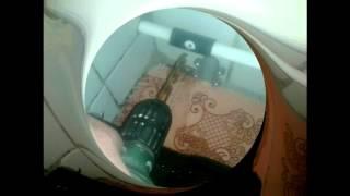 установка электрического смесителя в чугунную ванну(установка смесителя в чугунную ванну., 2016-03-22T17:44:24.000Z)