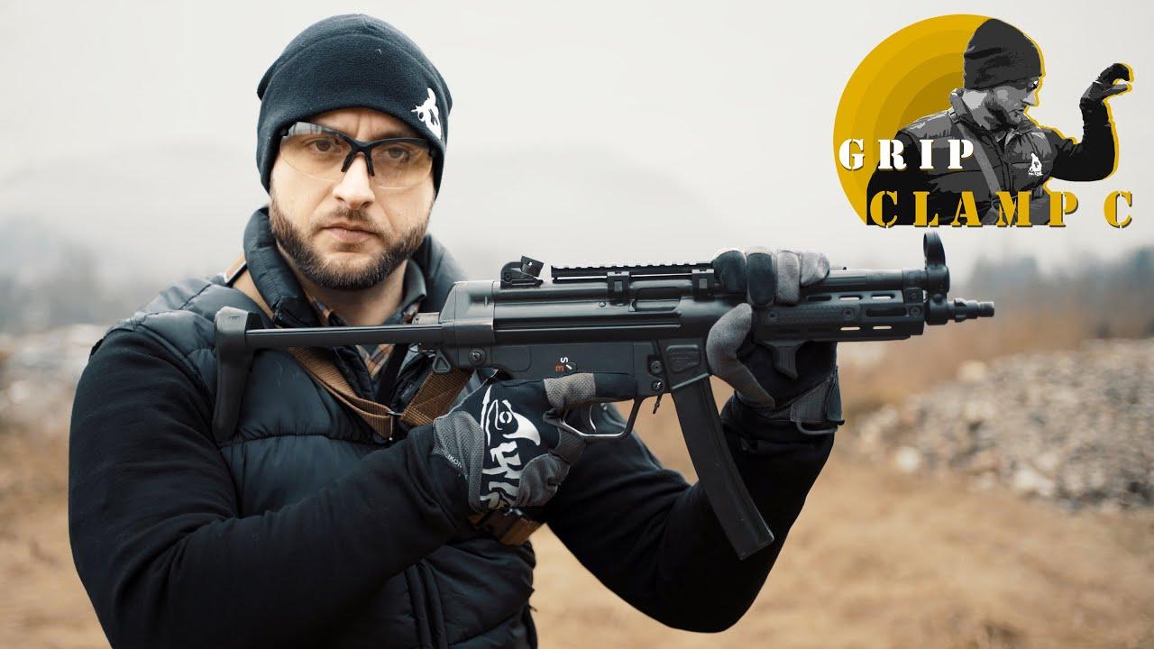 C Clamp Shooting