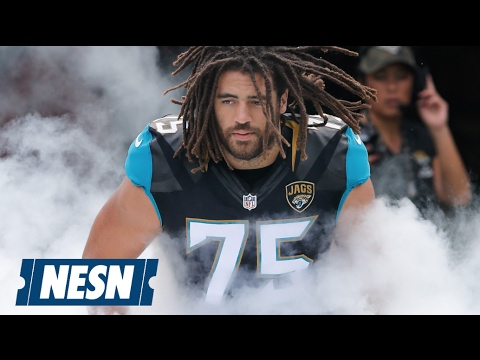 Jared Odrick Makes Light of Getting Cut By Jaguars