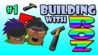 Bauen mit Roz! ROBLOX Building Tutorial / / Grundlegende Eigenschaften - #1