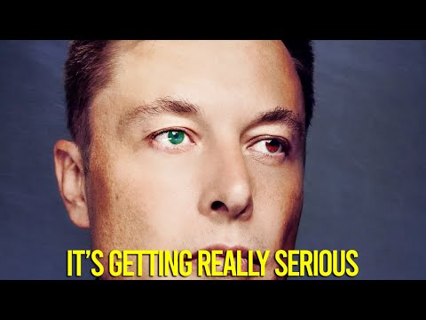 """""""Prepare yourself for what comes next"""" - Elon Musk (2021)"""