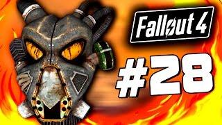 Fallout 4 - ПОИСКИ СЕКРЕТОВ - Сет X01 Броня Анклава 28