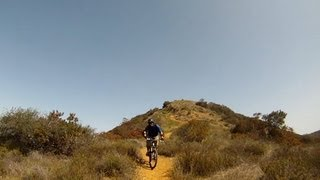 Wendy Trail - Sycamore Canyon Mountain Biking - Round 2