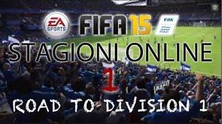 FIFA 15 (Stagioni Online) RTD1 #1 - Comincia una nuova serie