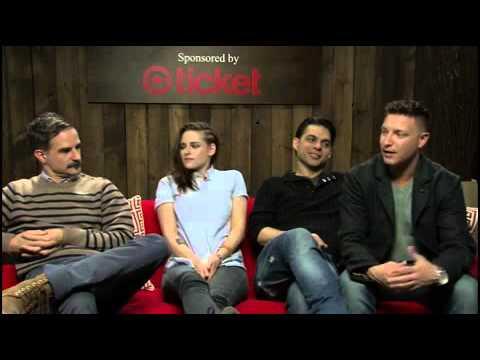 Kristen Stewart & CXR Cast EW Interview || Sundance 2014