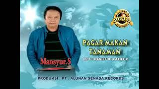 MANSYUR S - PAGAR MAKAN TANAMAN no vocal karaoke