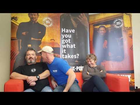 SAS Who Dares Wins Interrogators VS Mark Llewhellin