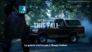 Sleepy Hollow Saison 2 Bande-annonce VOST