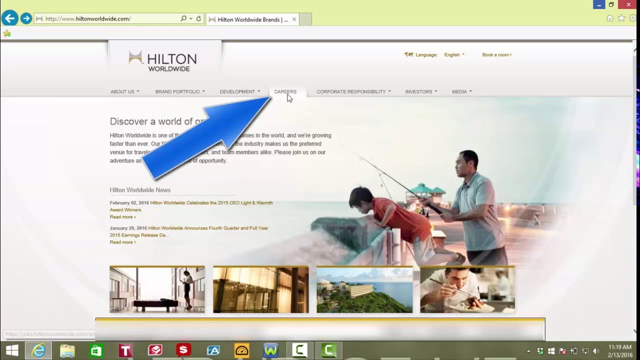 WORK AT HOME CUSTOMER SERVICE JOB WITH HILTON! GREAT PAY! - YouTube