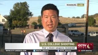 Roseburg community bands together after Oregon shooting