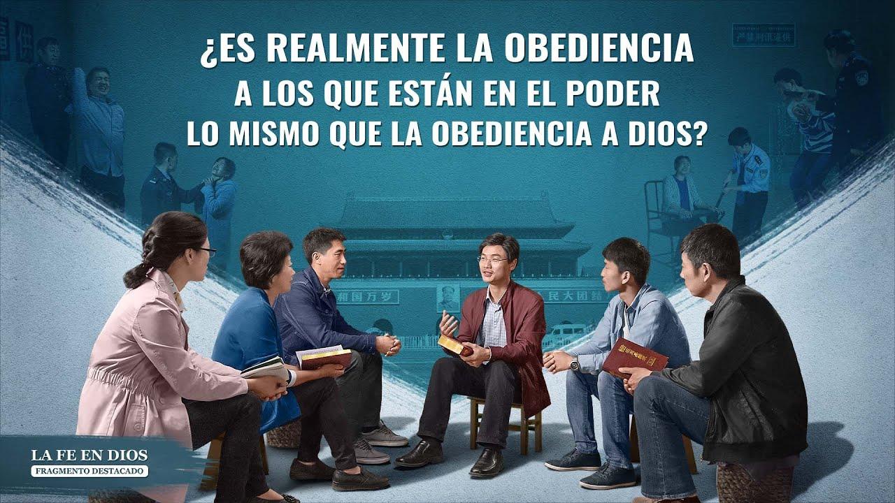 """Fragmento 1 de película evangélico """"La fe en Dios"""": ¿Es realmente la obediencia a los que están en el poder lo mismo que la obediencia a Dios?"""
