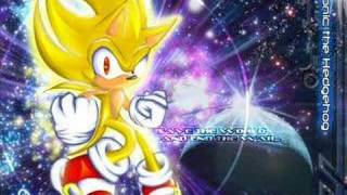 Sonic the Hedgehog - His World Techno/Dance Club Mix