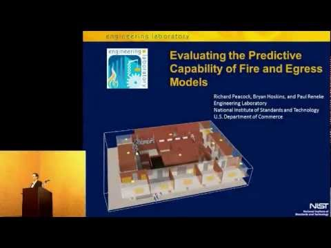 FEMTC 2011 - Evaluating the Predictive Capability of Fire and Egress Models