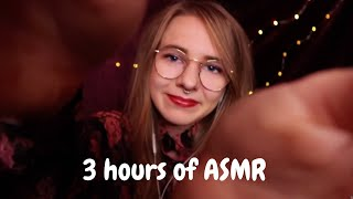 ASMR 3 Stunden Absolute PERSONAL ATTENTION Kompilation | Soph Stardust