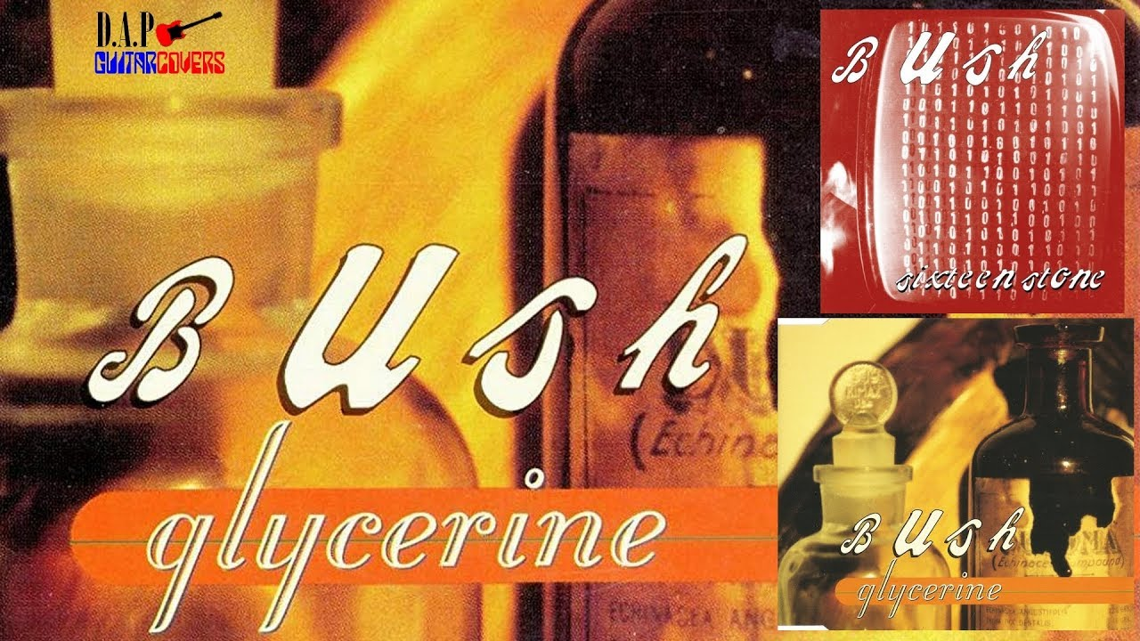 Bush - Glycerine (D.A.P Guitar Covers)