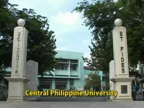 Central Philippine University - Years of Bliss, Years of Fulfillment