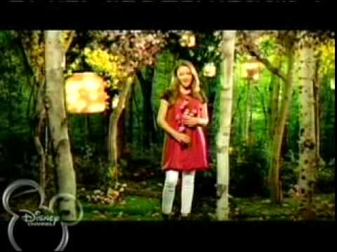 Emily Osment - Once Upon A Dream - Official Music Video (HQ)