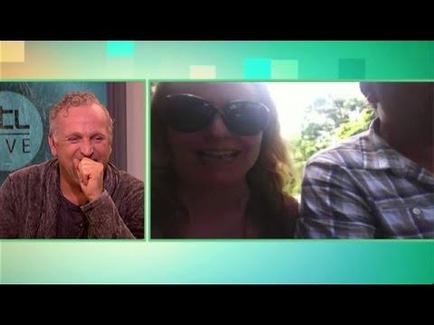 Gordon te gast bij Angela - RTL LIVE