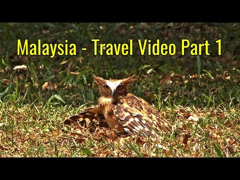 Malaysia - Travel Video  4K  Part 1