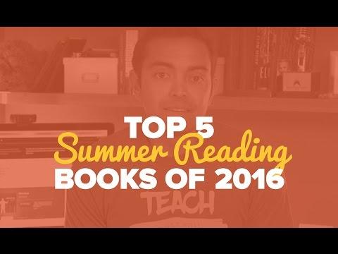 Top 5 Summer Reading Books of 2016 – SPI TV Ep. 53