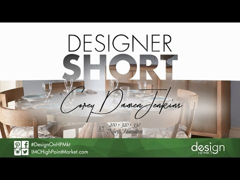 Designer Short: Corey Damen Jenkins in the Hamilton-Wrenn Design District