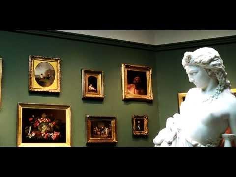 Pennsylvania Academy Of The Fine Arts - Part I - [HD] 1080p